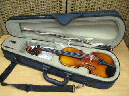 鈴木バイオリン バイオリン 1/8 No.230