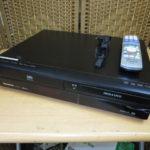 Panasonic HDD搭載VHS一体型ハイビジョンDVDレコーダー DMR-XP22V