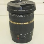 TAMRON カメラレンズ SP 10-24mm F3.5-4.5 Di Ⅱ B001 キヤノンEFマウント プロテクター・フード付