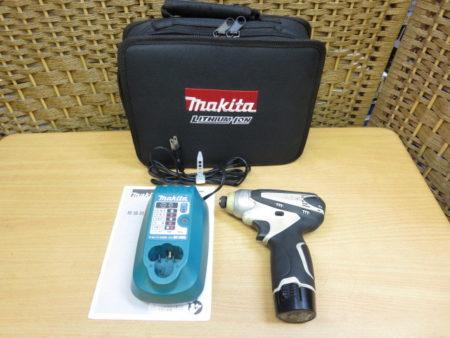 マキタ 充電式インパクトドライバ TD090D