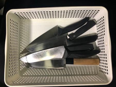 包丁・金物調理器具