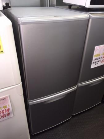 冷蔵庫 パナソニック 2011年製 138L NR-B144W