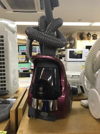 サイクロン掃除機 三菱 2015年製 TC-EXE7J