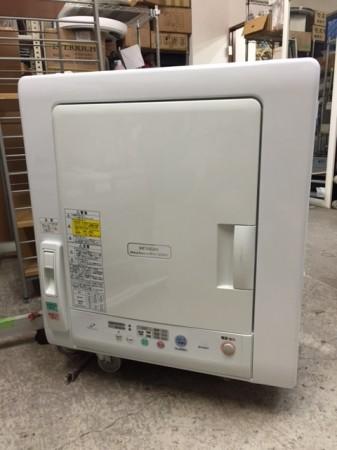 4.5K 衣類乾燥機 日立 2010年製 DE-N45FX