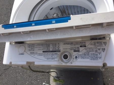 5.5K 洗濯機 シャープ 2012年製 ES-GE55L