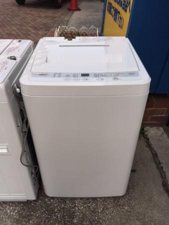 単身用洗濯機 AQUA 2011年製 4.5K AQW-S45A