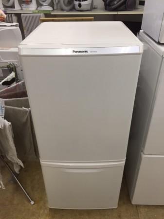 2ドア冷蔵庫 パナソニック 2013年製 138L NR-B145W