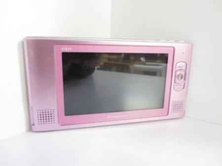 ポータブルワンセグテレビ パナソニック SV-ME550