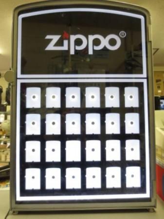 Zippo ディスプレイケース